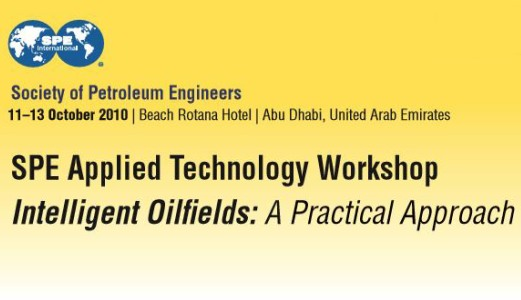 SPE Applied Technology Workshop<span> Abu Dhabi, 11-13th October 2010</span>