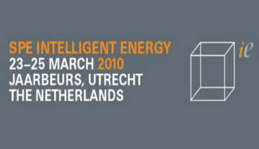 SPE Intelligent Energy 2010<span> Utrecht, The Netherlands, 23-25th March 2010</span>