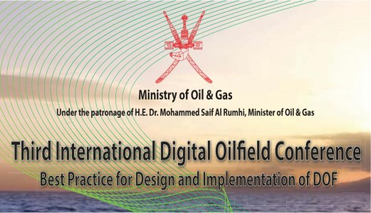 International Digital Oilfields Conference <span> Muscat, Oman, 23-25th September 2012</span>