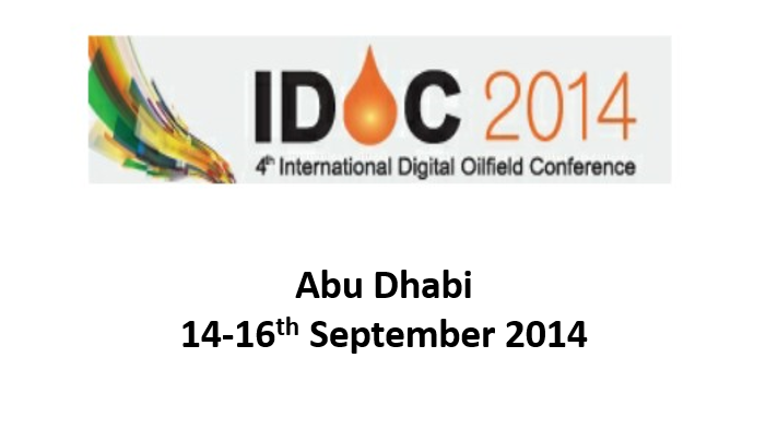 IDOC<span> Abu Dhabi, 14-16th September 2014</span>