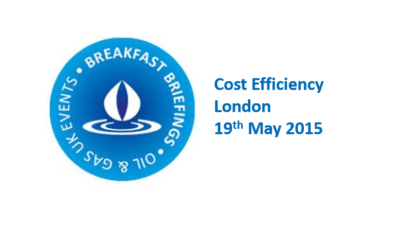 Oil and Gas UK Breakfast Briefing – Cost Efficiency<span> London, UK, 19th May 2015</span>