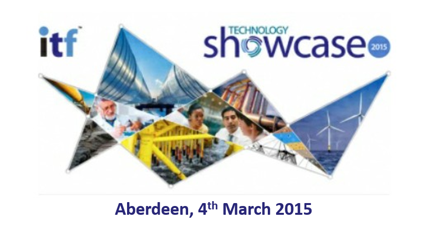 Technology Showcase<span> Aberdeen, UK, 4th March 2015</span>