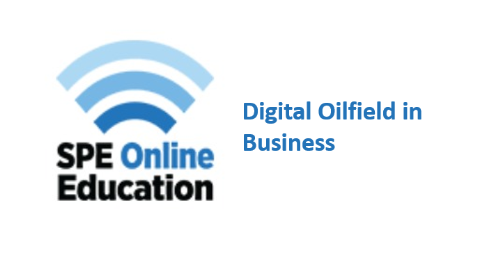 SPE On Demand Webinar<span> Digital Oilfield in Business, Recorded 7th December 2017 and available afterwards</span>
