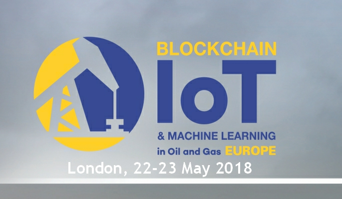 Blockchain IoT & Machine Learning<span> London, 22-23rd May 2018</span>
