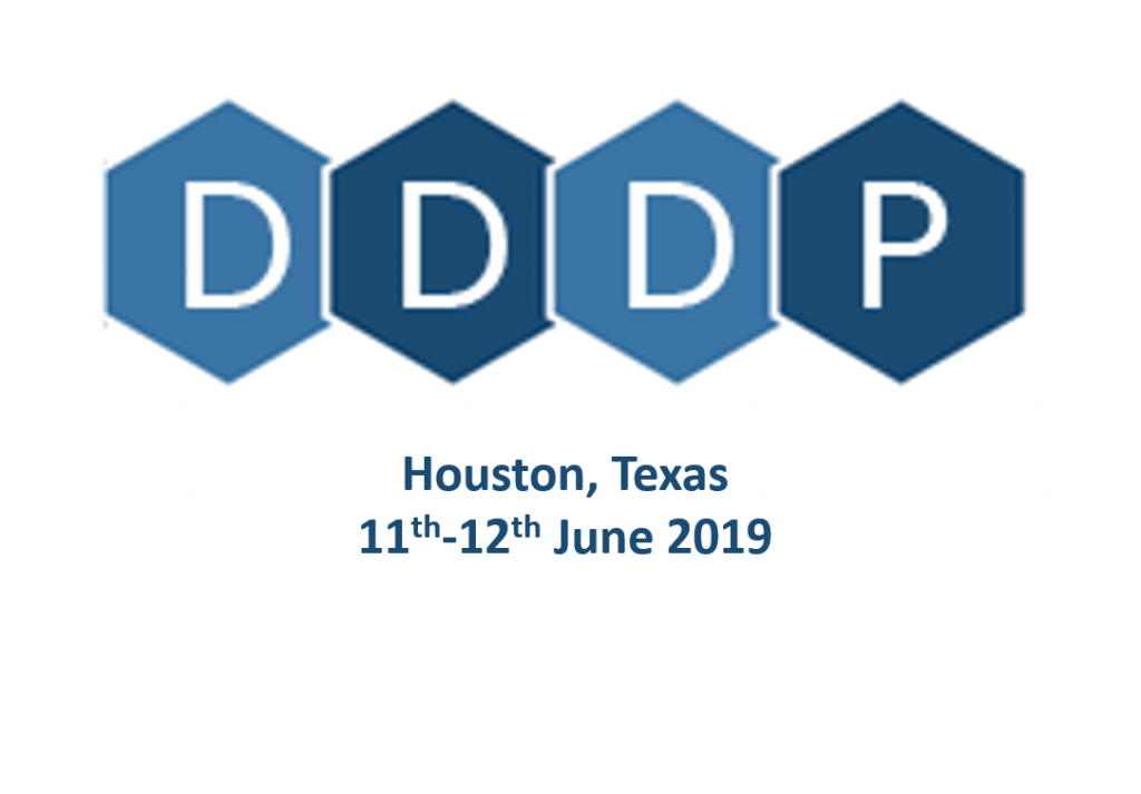 Data Driven Drilling and Production Conference<span> Houston, Texas, 11th-12th June 2019</span>