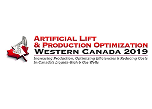 Artificial Lift Implementation and Production Optimisation<span> Calgary, 25-26th September 2019</span>