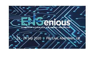 SPE Engenious,<span> Aberdeen, 22-24th September 2020</span>