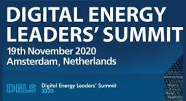 Digital Energy Leaders' Summit,<span> Online, 19th November 2020</span>