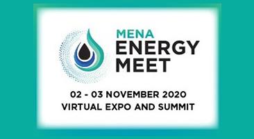 MENA Energy Meet,<span> Online, 2-3rd November 2020</span>